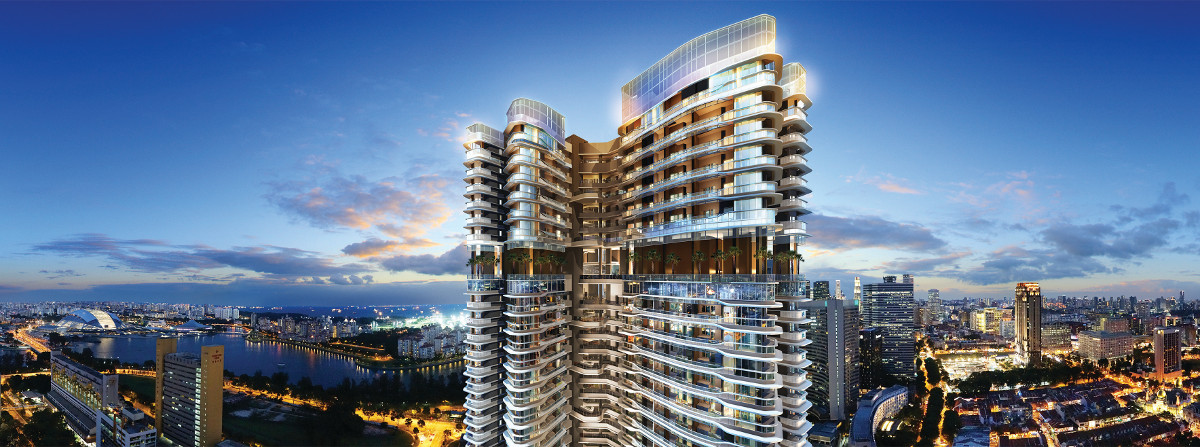 City Gate Condo & Shops :: Mixed Development