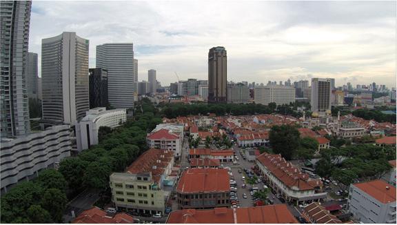 CityGate Condo 17th Floor City View