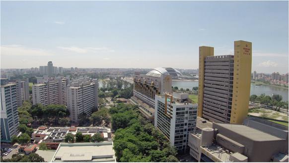 CityGate Condo 17th Floor Sports Hub Kallang River View