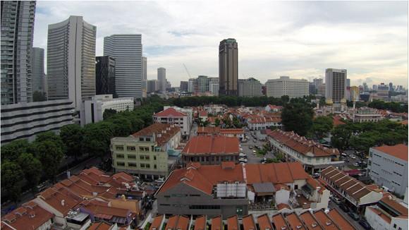 City Gate Condo 8th Floor City View