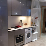 City Gate Condo Showflat 2DK 1BR Kitchenette