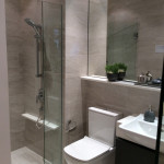 CityGate Condo Showflat 2DK Studio Bathroom