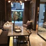 CityGate Showflat 3DK 2BR Living Room